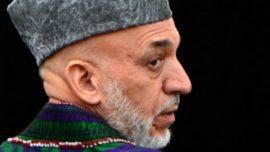 حامد کرزی: امریکا و پاکستان عاملان اصلی جنگ در افغانستان هستند