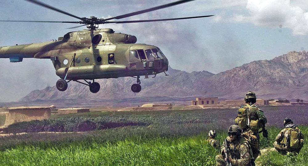 روسیه مجانی به افغانستان هلیکوپتر نمیدهد