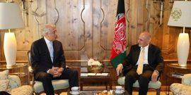 لوی جرگه؛ محور دیدار غنی و نماینده ویژه آمریکا در صلح افغانستان