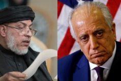 گفتگوهای آمریکا- طالبان و لزوم حفظ دستاوردهای ۱۷ ساله