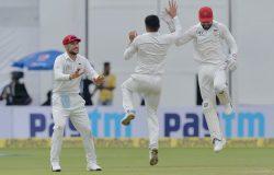 افغانستان در دومین روز بازی تستی، آیرلند را شکست داد