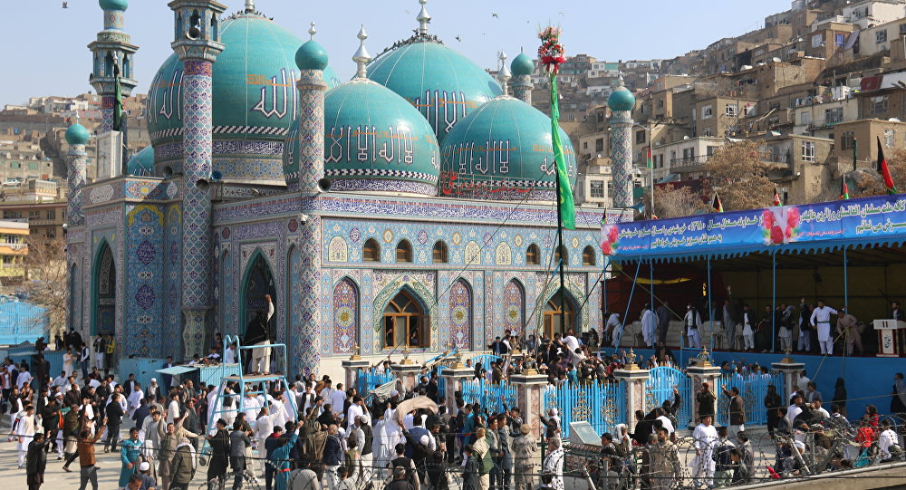 داعش مسئولیت حمله دیروز به مراسم جشن نوروز در کابل را به عهده گرفت