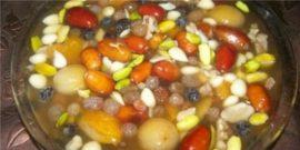 هفت سین میوهای در افغانستان و تاجیکستان