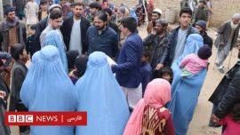 صدها خانواده در فاریاب آواره شدند، طالبان به نزدیکی شهر قیصار رسیدهاند