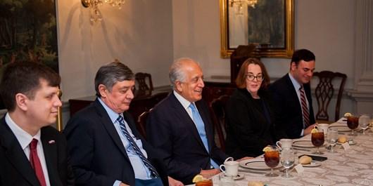 صلح افغانستان؛ محور دیدار نمایندگان ویژه آمریکا، روسیه و چین