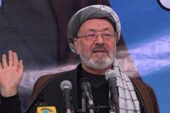 کریم خلیلی: معنی صلح بازگشت به امارت طالبانی نیست