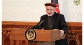 حضور رئیس جمهور و غیبت عطامحمد نور در جشن نوروزی در بلخ