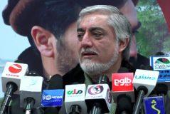 عبدالله: طالبان ارادهیی برای صلح ندارند