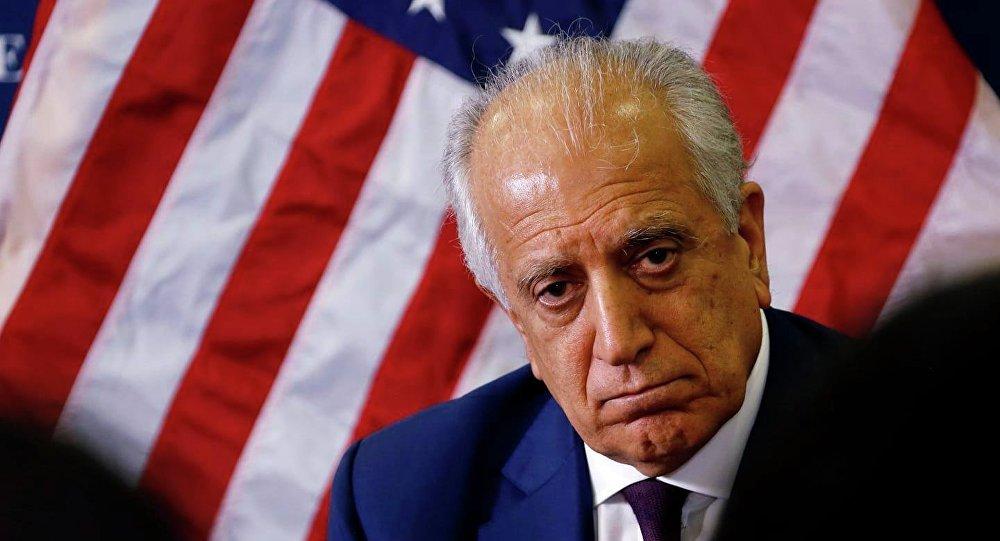 خلیلزاد با سرپرست وزارت دفاع امریکا در مورد افغانستان گفتگو کرد