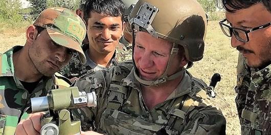 انتقاد پنتاگون از عملکرد ارتش آمریکا در افغانستان