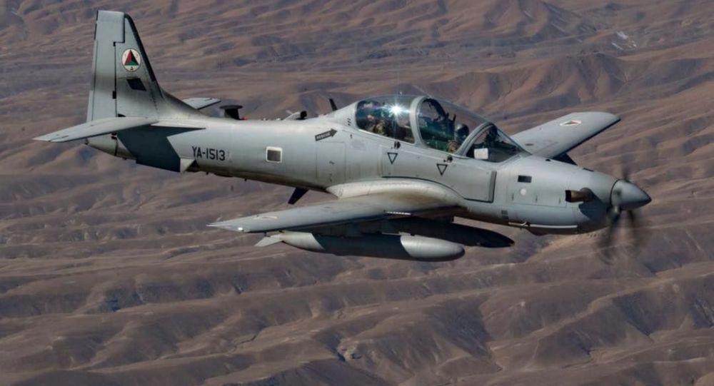 جفایی که آمریکا در حق نیروی هوایی افغانستان مرتکب شد