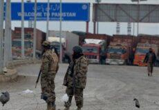 خبری در مورد بسته شدن گذرگاه مرزی چمن ـ سپین بولدک